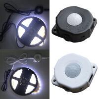 DC 12V 24V 6A Automatic Infrared PIR Motion Sensor Switch For LED light Lamp New