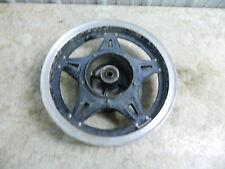 80 Honda CM 400A CM 400 A Rear Back Rim Wheel