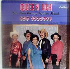 Queen Ida & The Bon Temps Zydeco Band - New Orleans LP Mint- GNPS 2131 Vinyl