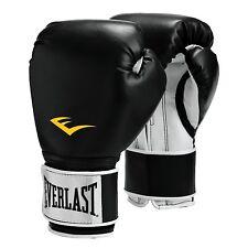 Everlast Pro Style Training Boxing Gloves Black 14 oz FREE Shipping