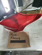 Ford Focus 2014/2018 Driver-Side Rear Light