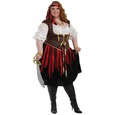 Pirate Lady Costume Halloween Fancy Dress