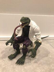 Marvel Legends Lizard BAF Build A Figure Complete