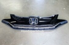 Genuine Honda FIT 5-DOOR Front 2015-17 EX, EX-L Grille Assembly,  71120-T5R-A10