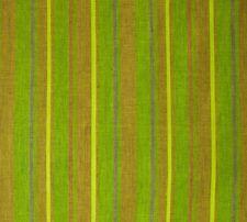 Kaffe Fassett Alternating Stripe Grass Woven Cotton Fabric By The Yard