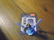 SKYLANDERS SWAP FORCE * TWIN BLADE CHOP CHOP * WITH STAT CARD *USED* BUY ME *