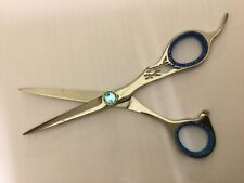 Barber Salon Hair Dressing Polished Scissors 6.5""