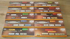 Märklin mini-club 10 Regionalwagensets 8688, 8688, 8689, 8690, 8691, 8692,....