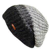 Stylish Unique Winter Skull Beanie Mix Knit Slouchy Hat Ski Cap for Men & Women
