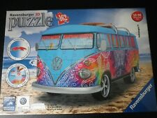 RAVENSBURGER 3D VOLKSWAGON T1, INDIAN SUMMER PUZZLE