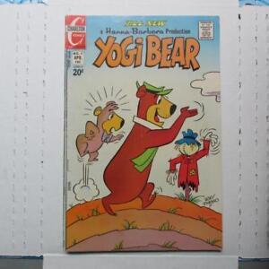 Yogi Bear 17 VG/FN SKUB24434 25% Off