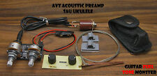 TONE MONSTER AVT Acoustic Preamp Ukulele Uke SAU Under Saddle Piezo Pickup