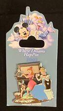 Wdw Where Dreams HapPin Disney Pin Princess Cinderella With Stepsisters ~ Le500