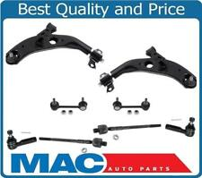 93-97 Mazda 626 MX6 Probe Control Arm Ball Joints Tie Rods Links 8Pc Kit