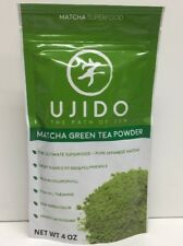 (New) Ujido Matcha Green Tea Powder - 4 oz