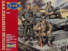 REVELL 02613 - 1/35 DEUTSCHE INFANTERIE WWII - NUOVO