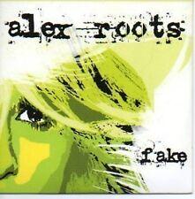 (826H) Alex Roots, Fake - DJ CD