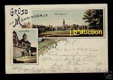 STUTTGART-MÖHRINGEN * AK 1897 Lithografie