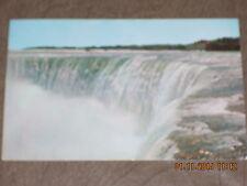 Vintage Postcard 1955 Niagara Falls Crest of the Horseshoe John H Staby Carhart