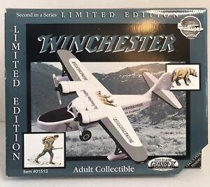 1998 Gearbox 1938 Winchester Grumman Goose Replica Diecast Coin Bank 01513