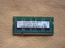 En orden: Hynix 1gb SO-DIMM 800mhz pc2-4000 portátil + garantía