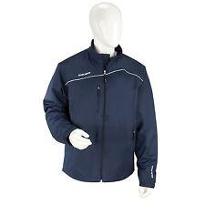 BAUER Lightweight Warm Up Jacke navy / blau Gr. S Size : S