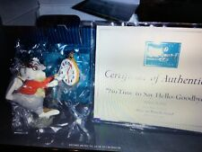 Walt Disney Classics Collection WDCC 6 Christmas ornaments Pooh Dumbo Tmothy