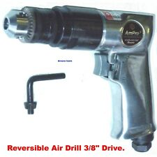 """AIR DRILL 3/8"""" Dr Heavy Duty Reversible  - BRAND NEW."""