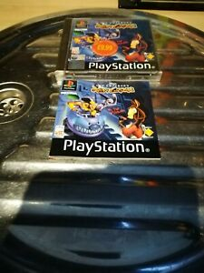 RETRO CLASSIC SONY PLAYSTATION 1/PS1DISNEY-THE EMPEROR`S NEW GROOVE 99P GAME
