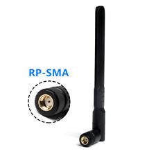 Gain WLAN Router Antenne RP SMA Male Connector WIFI Antenna 3G 4G LTE Antennas