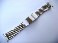 Seiko 22 MM Watch Band Stainless Steel Bracelet Strap for Seiko Diver  .........