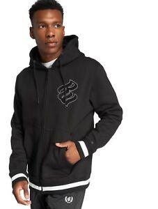 ROCAWEAR Logo Zip Hoodie Herren Pullover Kapuze Zipper Hoody Sweatshirt