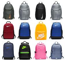 Nike Mochila Morral todo el acceso Gimnasia Deportes bolsas de formación escolar mochilas
