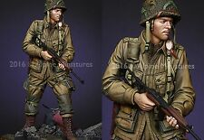 "Alpine Mins 16032 101st Airborne ""Screaming Eagles"" WW2 1/16th Unpainted kit"