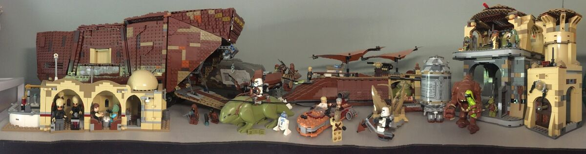 My lego room