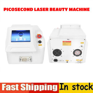 Picosecond Laser Tattoo Pigment Removal Skin Whitening Spot Removal Instrument