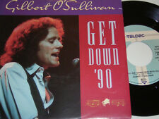 "7"" - Gilbert O´Sullivan Get down ´90 & What am i doing -  1990 MINT # 4876"