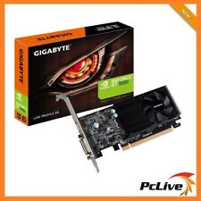 Gigabyte Nvidia Geforce 2GB GT1030 Graphic Card Low Profile 4K Video Gaming HDMI