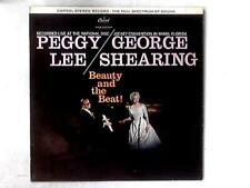 Beauty And The Beat! LP (Peggy Lee - 1959) ST 1219 (ID:15553)