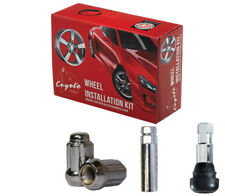 Wheel Lug Nut-Install Kit Car Spline 12mm 1.25 6 Lug