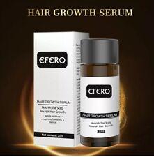 Efero Serum Hair Growth against Hair Loss Hair Loss Help