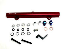 OBX Red Aluminum Fuel Injection Rail Fit MR2 3S-GTE SW20 3rd Gen Cylinder Head