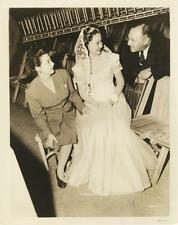JANE POWELL-ORIGINAL PHOTO-CANDID-GLAMOR
