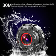 HDTriple Protection Sports DV Camera WIFI Connected Night Vision Outdoor Watches
