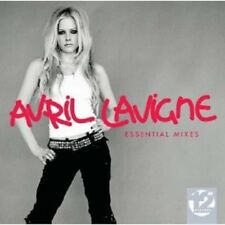 """AVRIL LAVIGNE """"12 MASTERS- THE ESSENTIAL MIXES"""" CD NEW+"""