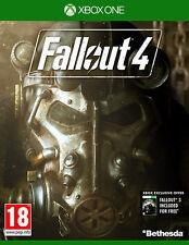 Fallout 4 Xbox One * En Excelente Estado *