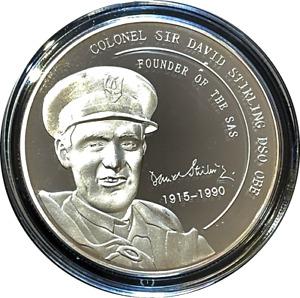 1915 - 1990 SS David Stirling Medal