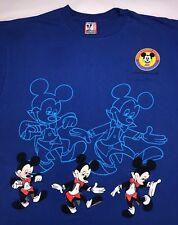 Vintage Mens XL 1995 90s Walt Disney Disneyana Convention Mickey Mouse T-Shirt