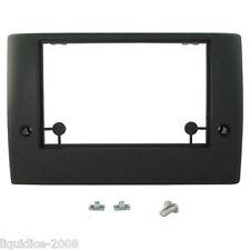 CT24FT13 fiat stilo 2001 à 2008 noir fascia cadre adaptateur seulement & PC5-83 touches