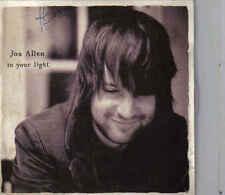 Jon Allen-In Your Light Promo cd single